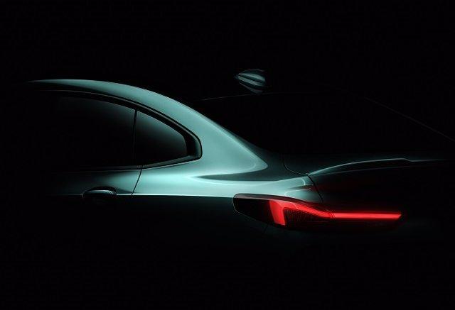 Economía/Motor.- BMW presentará el primer Serie 2 Gran Coupe en noviembre y lleg