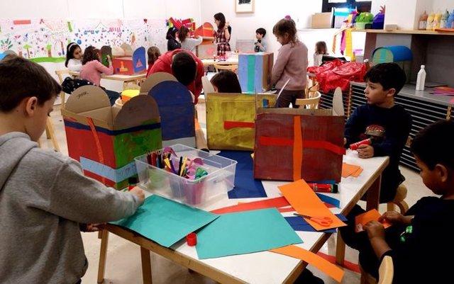 Málaga.- Abierta la inscripción para los talleres de vacaciones de Semana Santa