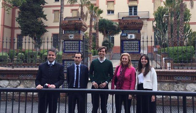 Málaga.- 28A.-Montesinos (PP) aboga por el diálogo de las fuerzas políticas y un
