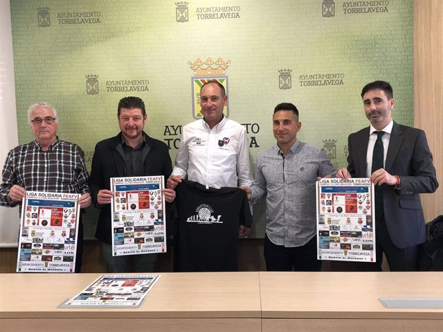 Torrelavega.- 13 equipos del norte de España participan el 7 de abril en la liga