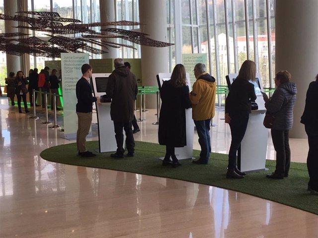 Iberdrola abre en Bilbao un punto de atención al accionista con motivo de su Jun