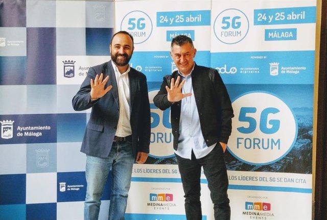 Málaga.- El 5G Forum de Málaga se internacionaliza en su segunda edición con pon