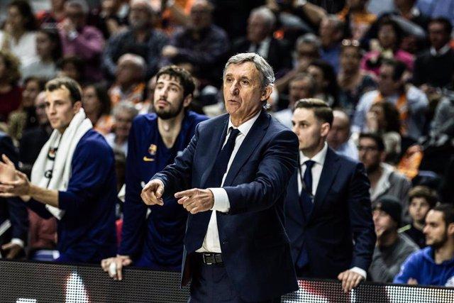 Basket: Copa del Rey ACB - FC Barcelona Lassa v Valencia Basket