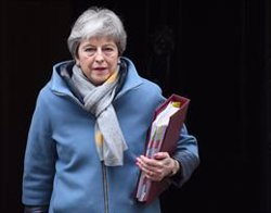 May demana a la UE una pròrroga del Brexit fins al 30 de juny (Stefan Rousseau/PA Wire/dpa)
