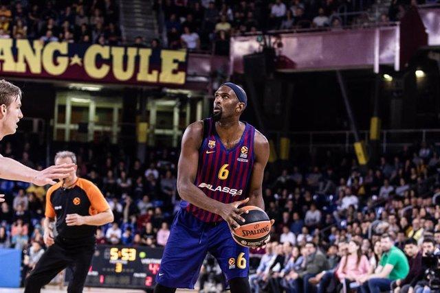 Basket: EuroLeague Basketball - FC Barcelona Lassa v Herbalife Gran Canaria
