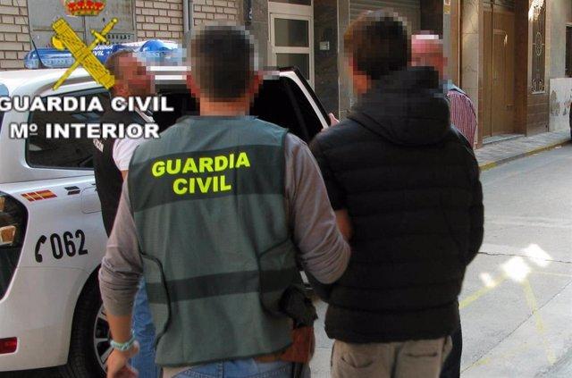 Guardia civil abusos móvil