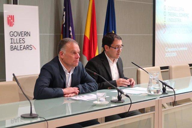 """El PIB de Baleares cerró 2018 con un crecimiento del 2,7%, creciendo a un """"ritmo"""