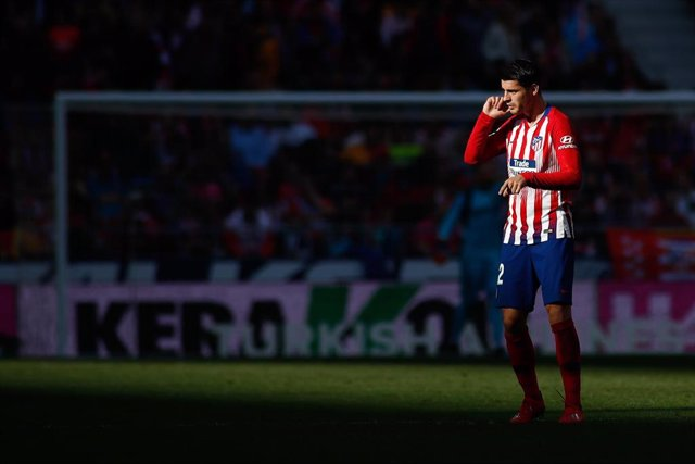 Soccer: La Liga - Atletico de Madrid v Villarreal