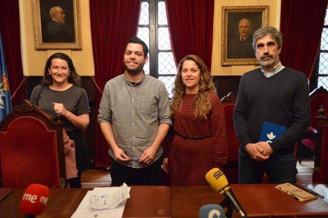 Oviedo.- El Ayuntamiento renueva el convenio con Acción contra el Hambre