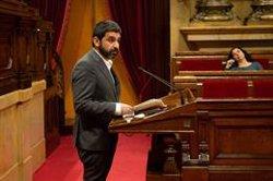 El Homrani defensa que la llei d'igualtat permetrà combatre els postulats de l'extrema dreta (David Zorrakino - Europa Press)