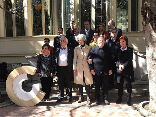 Av.- Els Premis Nacionals reconeixen a Jaume Cabré, Carme Ruscalleda i el Museu