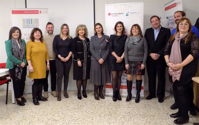 Np Cruz Roja Zaragoza Consigue Un 53% De Inserción Laboral