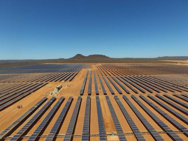 Economia/Empreses.- La filial de Naturgy al Brasil lidera el rnquing solar de 2