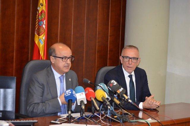 El president de l'Audincia de Lleida s'incorpora al CGPJ