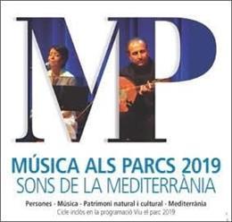 El nou cicle de 'Música als Parcs' arrenca aquest dissabte en la Serrada de Mari