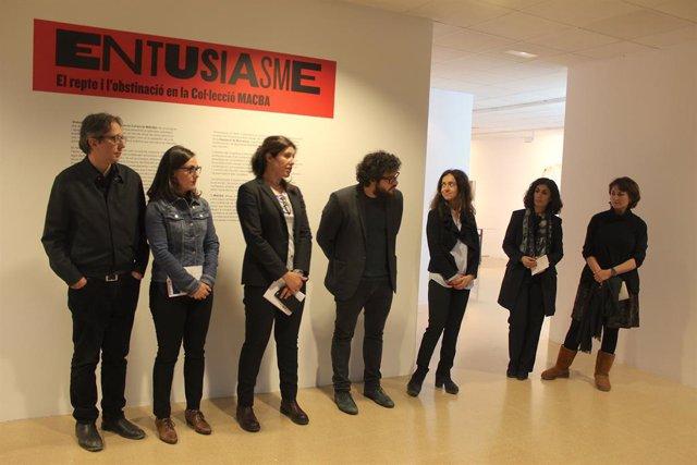 Vic (Barcelona) mostra obres de la Collecció Macba en una exposició