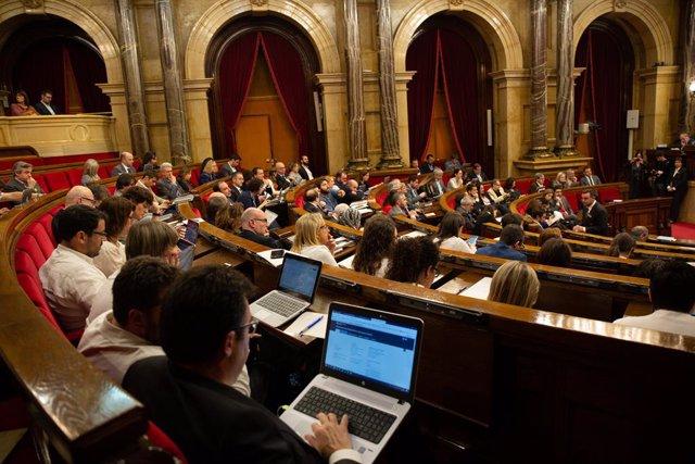 El PSC afirma que el Govern ha perdut 106 votacions en aquest mandat i exigeix