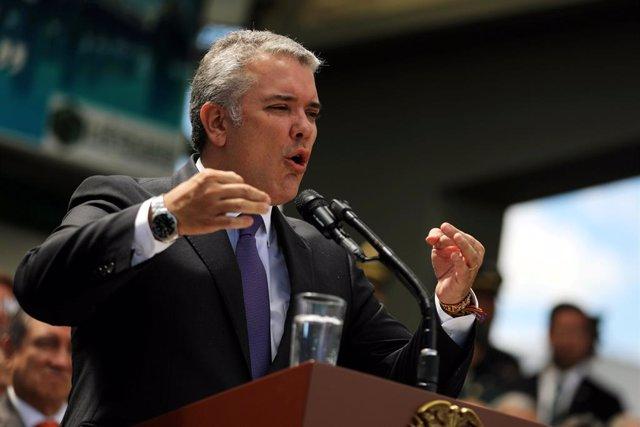 Colombia.- HRW alerta de que el veto parcial de Duque a la JEP podría retrasar m