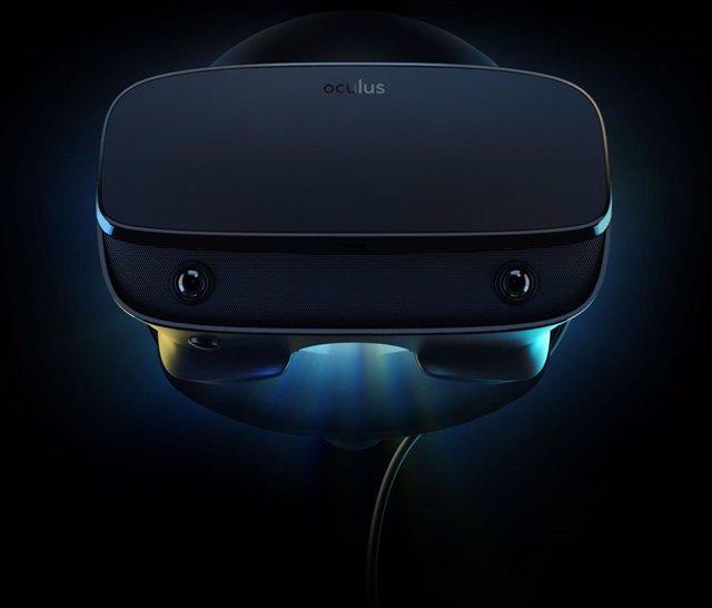 Oculus presenta Rift S, el nou visor de VR para PC amb tecnologia de rastreig O