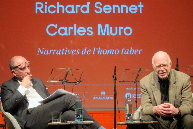 """Richard Sennett: """"El capitalismo global construye la misma ciudad en todas parte"""