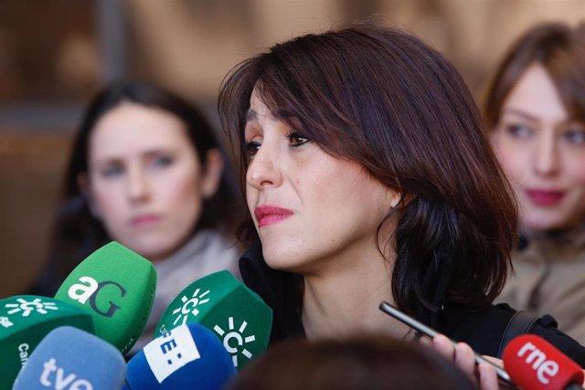 La campaña que pide el indulto para Juana Rivas cuenta ya con más de 325.500 fir
