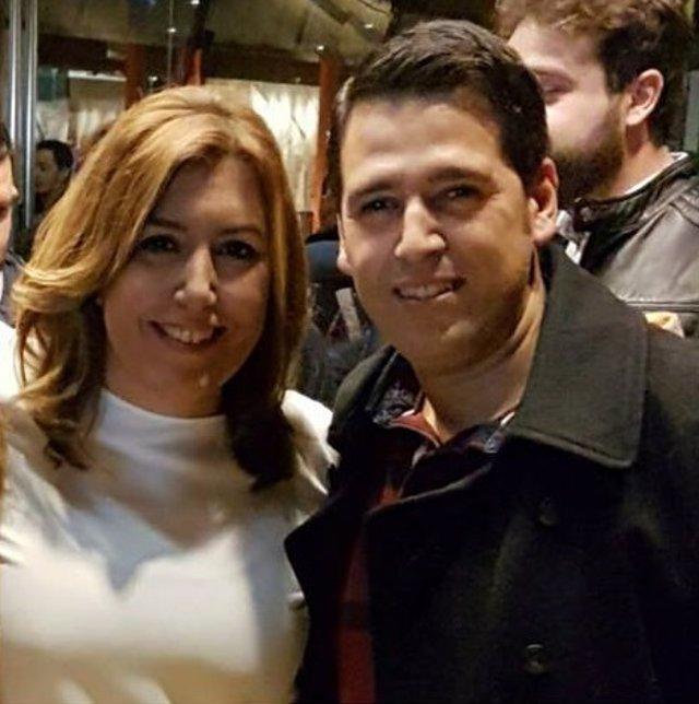 El líder de los 'susanistas' en Melilla denuncia el veto a su candidatura y estu