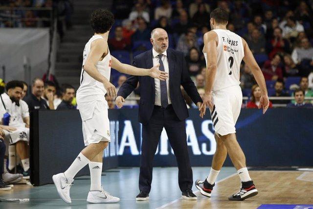 Baloncesto/Euroliga.- Crónica del Real Madrid - Armani Milan,