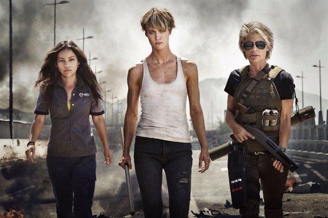 Terminator 6 confirma su títutlo oficial