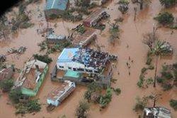 Ascendeix a 217 morts el balanç del pas del cicló Idai per Moçambic (INGC /dpa)
