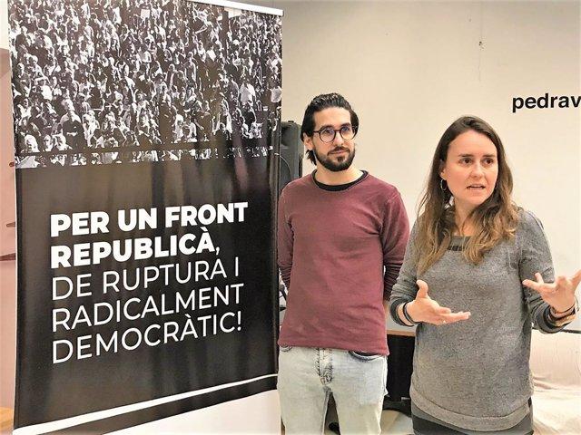 28A.- Front Republic Celebrar Un 'Supersábado' De Recollida D'Avals En Tota C