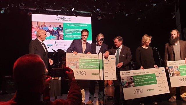 Un proyecto de Farmacéuticos Sin Fronteras en Uganda, dotado con 3.700 euros por