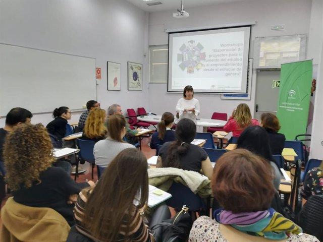 Córdoba.- El IAM inaugura un ciclo de capacitación para el fomento de empleo y e