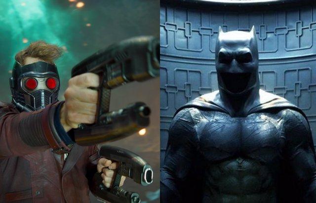 Los rodajes de The Batman y Guardianes de la Galaxia 3 ya tienen fecha