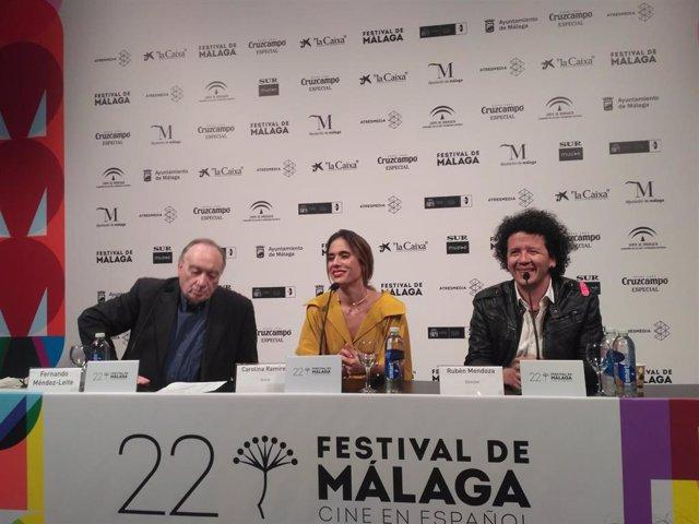 Málaga.- Festival.- 'Niña errante' revela el universo íntimo femenino
