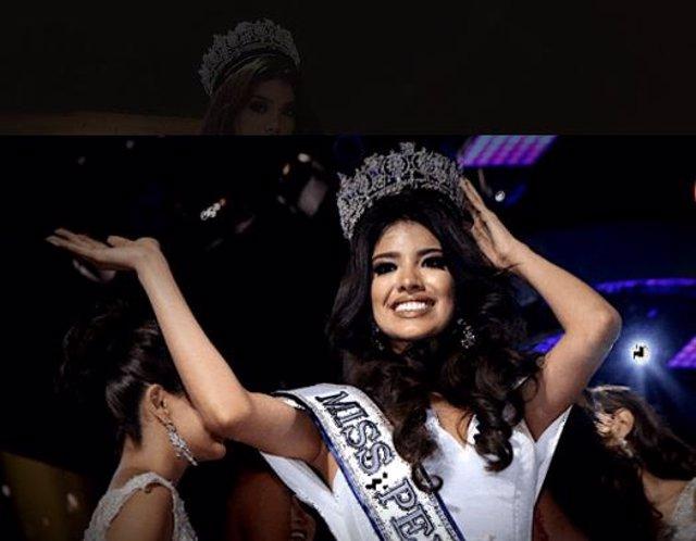 Filtran un vídeo de Miss Perú 2019, Anyella Grados, en estado de ebriedad