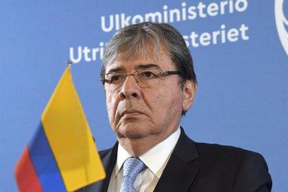 El canciller colombiano reitera el llamado a Cuba para que extradite a los delegados del ELN