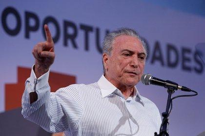 ¿Por qué han detenido al expresidente brasileño Michel Temer?