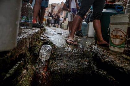 """El Gobierno de Maduro culpa a la sequía y a los """"saboteos"""" de la escasez de agua en el país"""