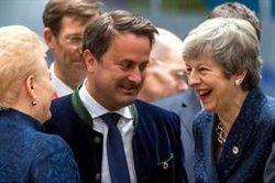 La UE donarà a Londres fins al 12 d'abril per decidir si vol un Brexit caòtic en cas que no hi hagi acord (Pool Danny Gys/belga/dpa)