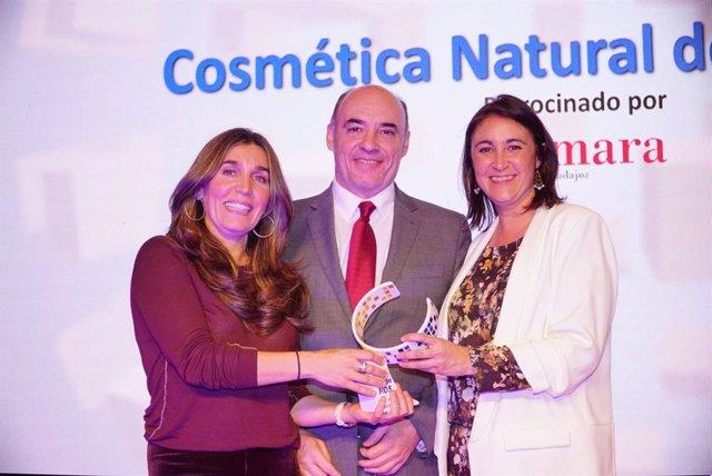 COMUNICADO: Lycolé recibe el premio 'Abriendo mercados' del Grupo Ros