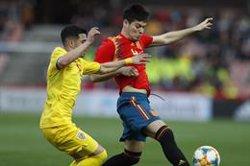 Espanya soluciona el penúltim assaig abans de l'Eurocopa (SEFÚTBOL)