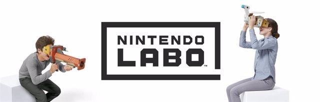 La Realidad Virtual llega a Nintendo Switch de la mano de Nintendo Labo: kit de