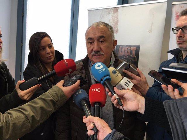 """UGT ve en la próxima legislatura """"un nuevo tiempo"""" para avanzar en el Diálogo So"""