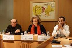 Mariàngela Vilallonga substituirá Borràs al capdavant de Cultura (EUROPA PRESS - Archivo)