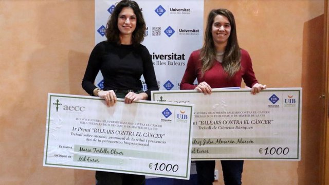 La AECC convoca los III Premios Baleares contra el Cáncer para TFG y TFM de la U