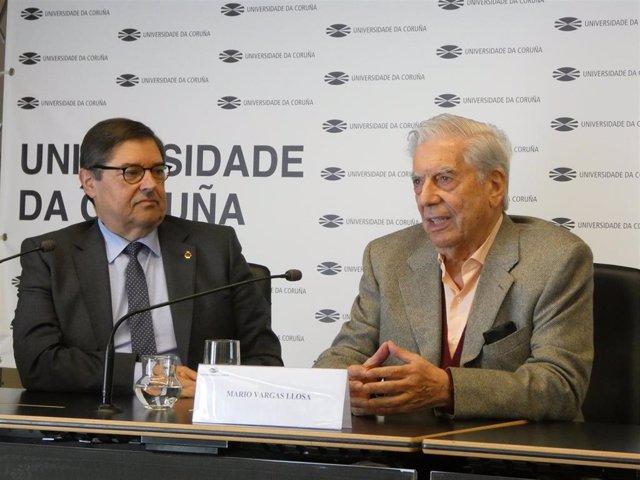 """Vargas Llosa destaca la literatura como """"motor"""" que sacó al humano """"de las caver"""