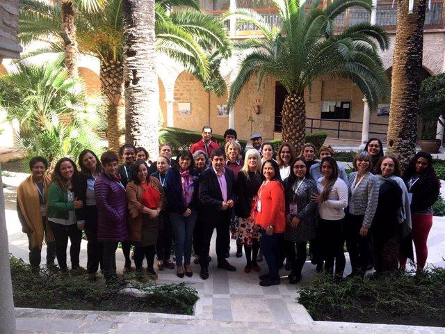 Jaén.- MásJaén.- Municipalistas iberoamericanos conocen qué se hace en el la pro