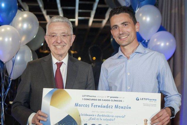 Empresas.- Un estudio sobre la leishmania gana el I Concurso de Casos Clínicos d