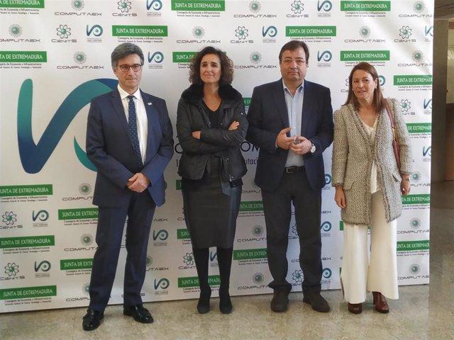 La supercomputación cumple diez años en Extremadura en los que ha impulsado más