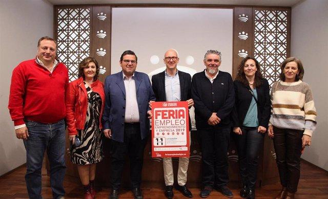 El programa de Ferias de Empleo y Emprendimiento de la Diputación de Badajoz com